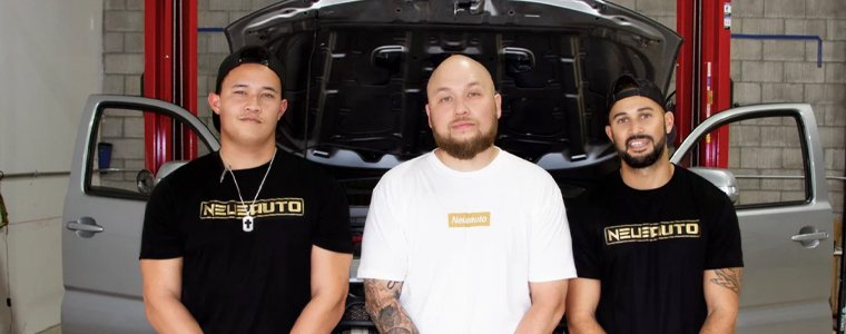 neue auto honolulu team shot